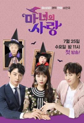 Witch's Love (2018) - Korean Series - HD Streaming with English Subtitles