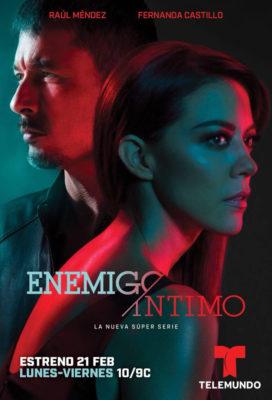 Enemigo Íntimo (2018) - Season 1 - Spanish Language Super Series - HD Streaming with English Subtitles