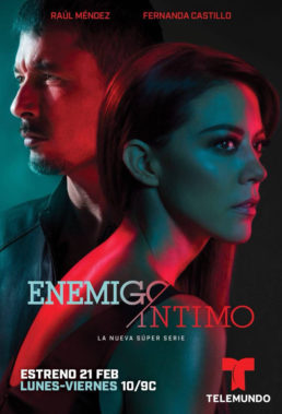 Enemigo Íntimo (2018) - Season 1 - Spanish Language Super Series - HD Streaming with English Subtitles