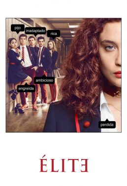 Élite (2018) - Season 1 - Spanish Series - HD Streaming with English Subtitles