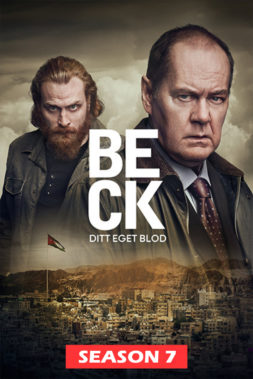 Beck - Season 7 - Swedish Crime Series - HD Streaming with English Subtitles