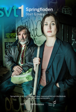 Springfloden (Spring Tide) - Season 2 - Swedish Crime Series - HD Streaming with English Subtitles
