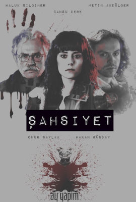 Şahsiyet (2018) Aka Persona - Turkish Crime Series - HD Streaming with English Subtitles