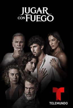Jugar con Fuego (2019) - Spanish Language Super Series - HD Streaming with English Subtitles