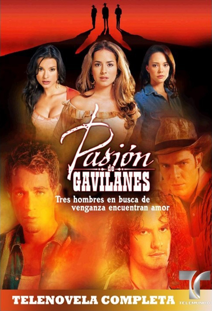 Pasión de Gavilanes (2003) - Colombian Spanish Language Telenovela - HD Streaming with English Subtitles