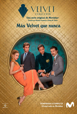 Velvet Colección - Season 2 - Spanish Series - HD Streaming with English Subtitles