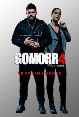 Gomorra La Serie - Season 4 - Italian Series - HD Streaming with English Subtitles