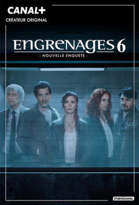 Engrenages (Spiral) - Season 6 - French Crime Series - HD Streaming with English Subtitles 1