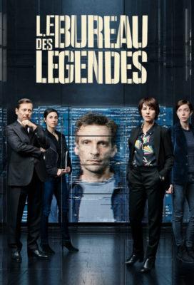 Le Bureau des légendes (The Bureau) - Season 4 - French Series - HD Streaming with English Subtitles