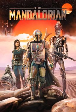 The Mandalorian - Season 1 - Fantasy Science Fiction Series - Best Quality HD Streaming
