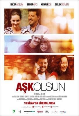 Aşk Olsun (Love Happens) (2015) - Turkish Romantic Movie - HD Streaming with English Subtitles