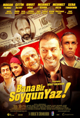 Bana Bir Soygun Yaz (Let's Plan A Robbery) (2012) - Turkish Movie - HD Streaming with English Subtitles