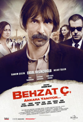 Behzat Ç. Ankara Yaniyor (Behzat Ç. Ankara Is on Fire) (2013) - Turkish Movie - HD Streaming with English Subtitles