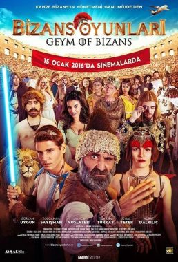 Bizans Oyunları (Byzantine Games) (2016) - Turkish Movie - HD Streaming with English Subtitles