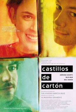 Castillos de Cartón (3some) (2009) - Spanish Movie - HD Streaming with English Subtitles