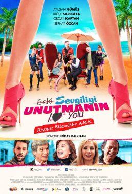 Eski Sevgiliyi Unutmanın 10 Yolu (10 Ways To Forget Your Ex) (2015) - Turkish Romantic Movie - HD Streaming with English Subtitles
