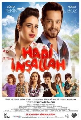 Hadi İnşallah (2014) - Turkish Movie - HD Streaming with English Subtitles