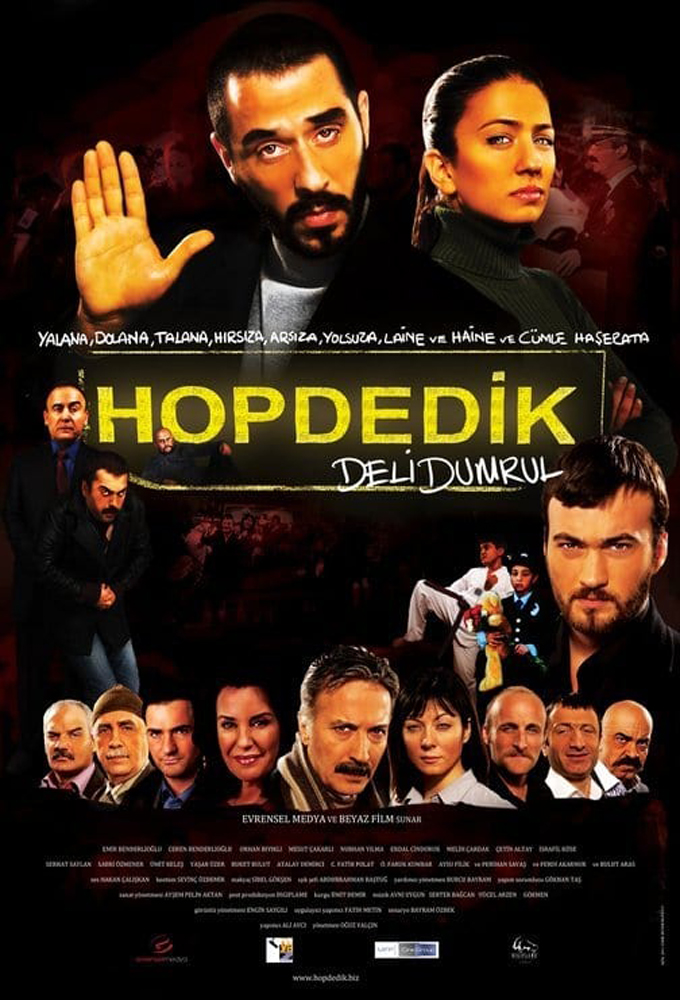 Hop Dedik Deli Dumrul (Crazy Man) (2011) - Turkish Movie - HD Streaming with English Subtitles