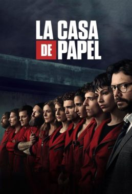 La Casa de Papel (Money Heist AKA The House of Paper) - Season 3 - Spanish Series - HD Streaming with English Subtitles