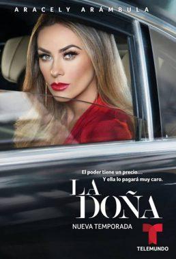 La Doña (2020) - Season 2 - Spanish Language Telenovela - HD Streaming with English Subtitles
