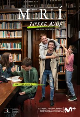 Merlí Sapere Aude - Season 1 - Drama Series in Catalan with English Subtitles