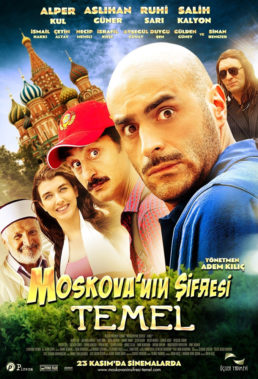Moskova'nın Şifresi Temel (The Code of Moscow Temel) (2012) - Turkish Movie - HD Streaming with English Subtitles