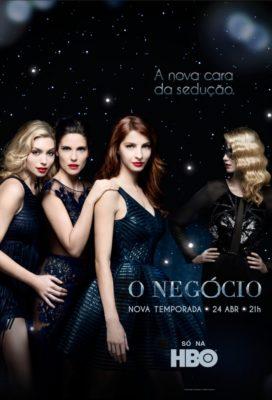 O Negócio - Season 3 - Brazilian Series - HD Streaming with English Subtitles