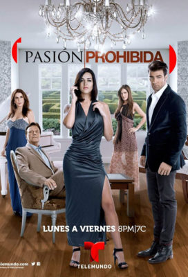 Pasión Prohibida (2013) - Spanish Language Telenovela - HD Streaming with English Subtitles 1