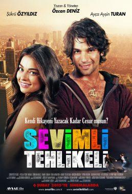 Sevimli Tehlikeli (Cute & Dangerous) (2015) - Turkish Romantic Movie - HD Streaming with English Subtitles