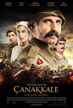 Çanakkale Yolun Sonu (Gallipoli End of the Road) (2013) - Turkish Movie - HD Streaming with English Subtitles