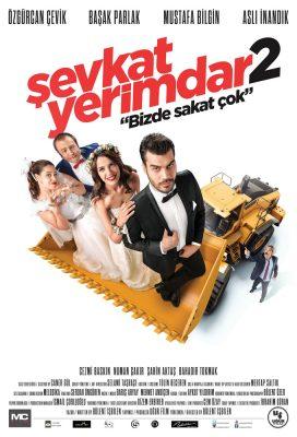 Şevkat Yerimdar 2 (2015) - Turkish Romantic Movie - HD Streaming with English Subtitles