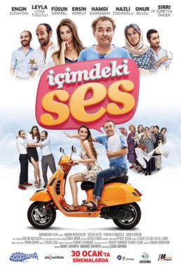 İçimdeki Ses (The Voice Inside of Me) (2015) - Turkish Movie - HD Streaming with English Subtitles