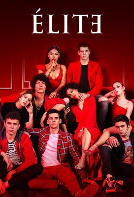 Élite (2018) - Season 2 - Spanish Series - HD Streaming with English Subtitles