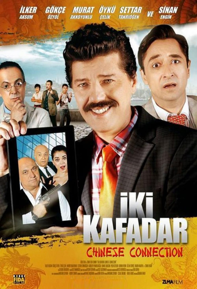 İki Kafadar Chinese Connection (2013) - Turkish Movie - HD Streaming with English Subtitles