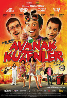 Avanak Kuzenler (Loser Cousins) (2008)- Turkish Movie- HD Streaming with English Subtitles