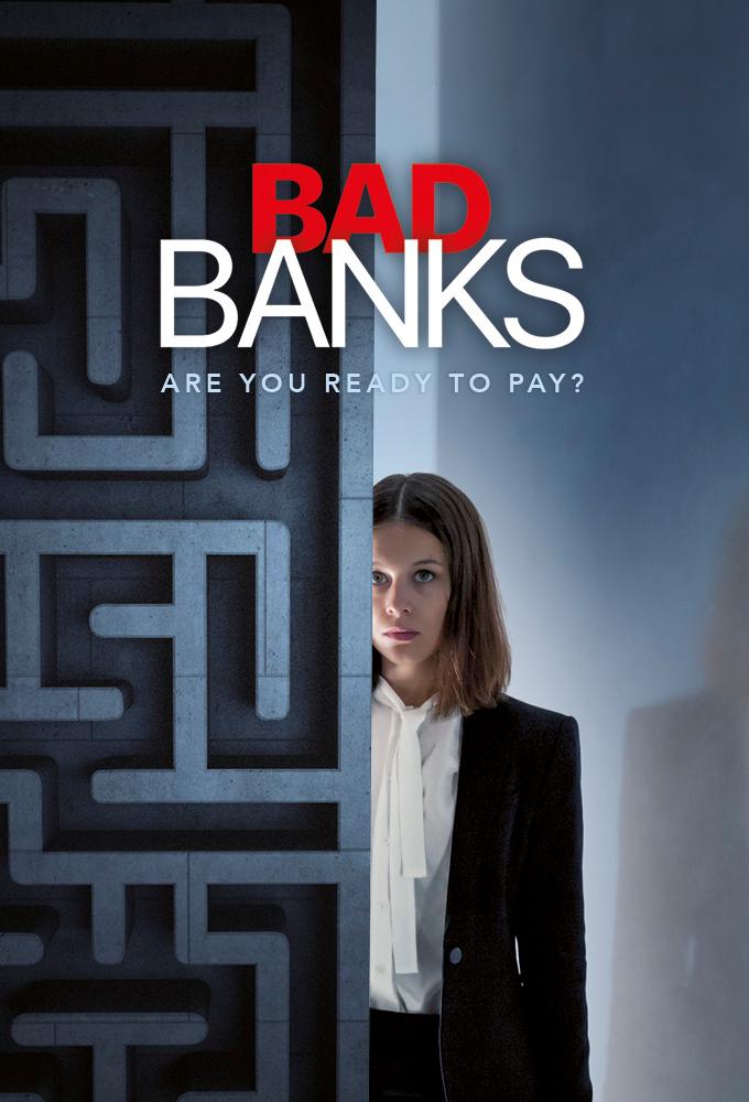 Bad Banks - Season 1 - German Crime Series - HD Streaming with English Subtitles