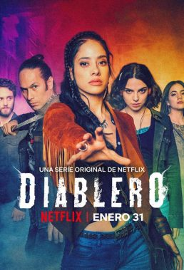 Diablero - Season 2 - Mexican Fantasy Series - HD Streaming with English Subtitles
