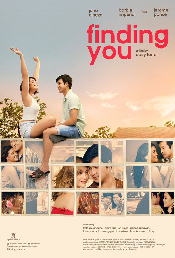 Finding You (2019) - Philippine Movie- HD Streaming with English Subtitles
