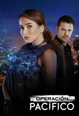 Operación Pacífico (2020)-Spanish Language Telenovela- HD Streaming with English Subtitles