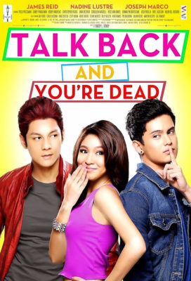 Talk Back and You're Dead (PH) (2014)- Philippine Movie- SD Streaming with English Subtitles