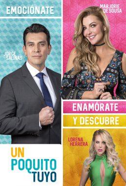 Un Poquito Tuyo (Almost Yours) - Mexican Telenovela - HD Streaming with English Subtitles