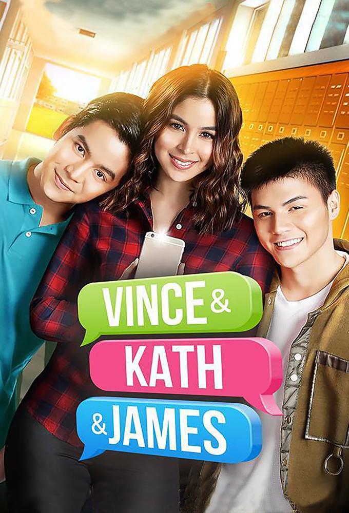 Vince and Kath and James