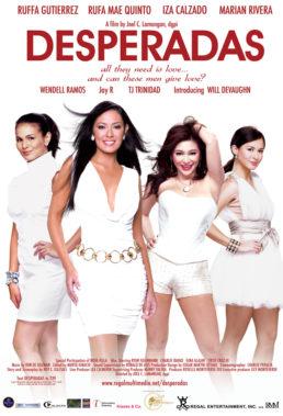 Desperadas (PH) (2007)- Philippine Movie- SD Streaming with English Subtitles