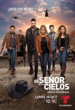 El Señor de los Cielos - Season 7 - Spanish Language Telenovela - HD Streaming with English Subtitles