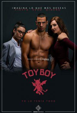 Toy Boy (Chico de Juguete) - Season 1 - Spanish Series - HD Streaming with English Subtitles