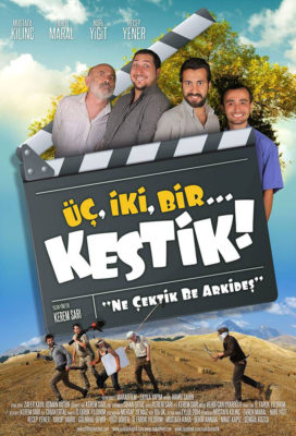 Üç, Iki, Bir... Kestik! (Three, Two, One... Cut!) (2014) - Turkish Movie - HD Streaming with English Subtitles