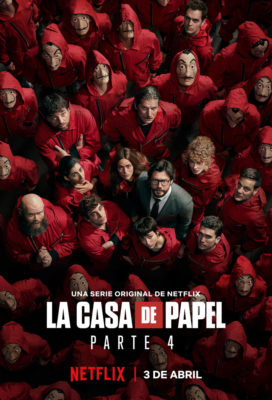 La Casa de Papel (Money Heist AKA The House of Paper) - Season 4 - Spanish Series - HD Streaming with English Subtitles