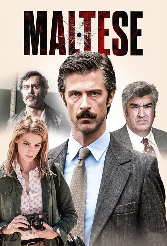 Maltese - Il romanzo del Commissario (The Mafia Detective) - Italian Series - HD Streaming with English Subtitles