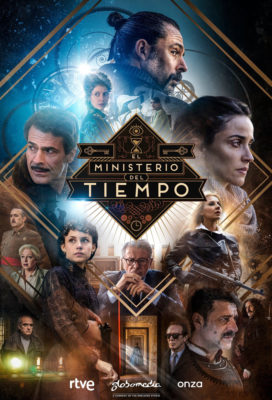 El Ministerio del Tiempo (The Ministry of Time) - Season 4 - Spanish Series - HD Streaming with English Subtitles