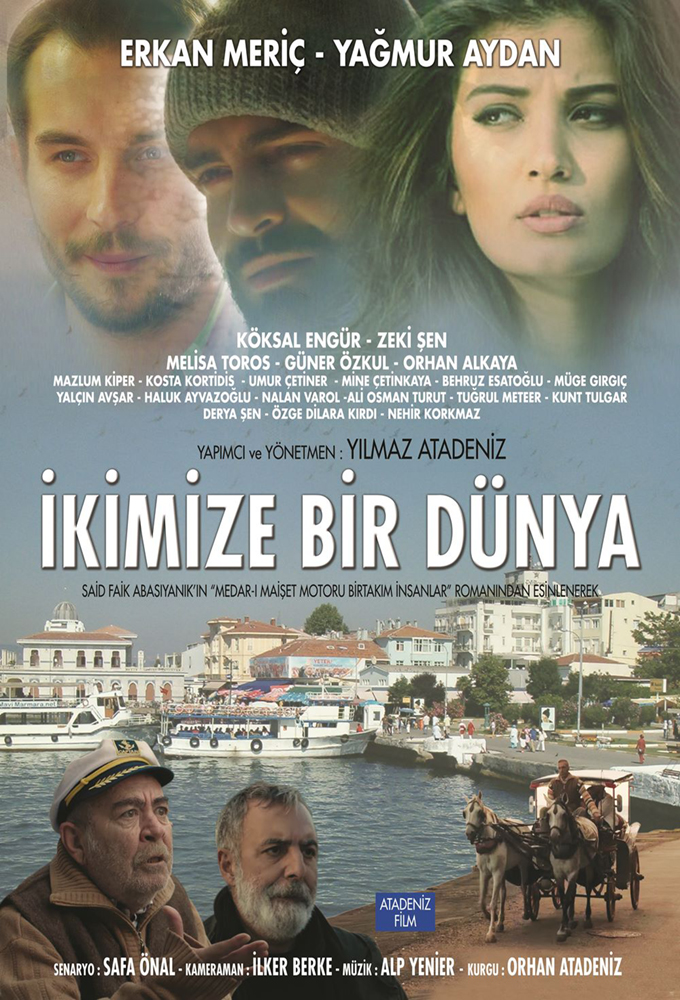 İkimize Bir Dünya (World For Two Of Us) (2016) - Turkish Movie - HD Streaming with English Subtitles